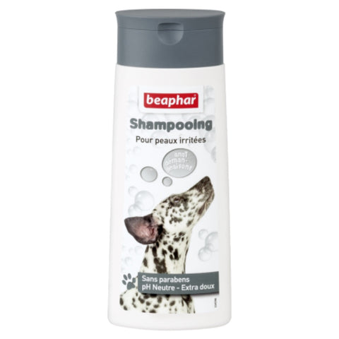 Beaphar Anti-Itch Bubble Shampoo for Cats & Dogs 250ml - Kohepets