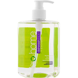 Bio-Home Lavender & Bergamot Dishwashing Liquid 500ml