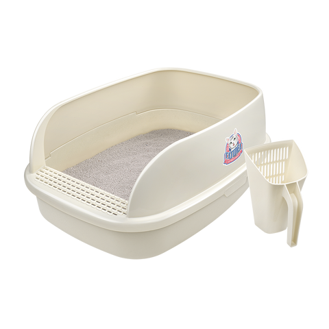 CatIdea Big Breed XL Cat Litter Box - Kohepets