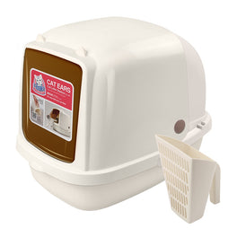 CatIdea Cat Ears Cat Litter Box