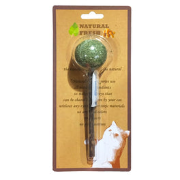 CatWant Catnip Fitness Lollipop Cat Toy
