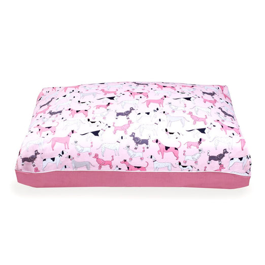 DreamCastle Natural Dog Bed Cover (Coco the Princess) - Kohepets