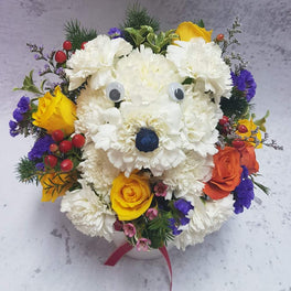Floral Garage Doggy2 Flower Bouquet