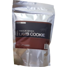 BUY 2 GET 1 FREE: Freeze Dry Australia Lamb Cookie Dog Treats 100g