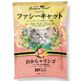 Fussie Cat Apple Soybean Cat Litter 7L