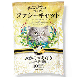 Fussie Cat Milk Soybean Cat Litter 7L