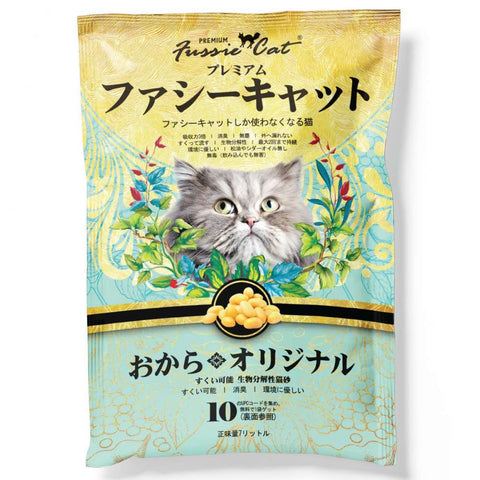 Fussie Cat Original Soybean Cat Litter 7L