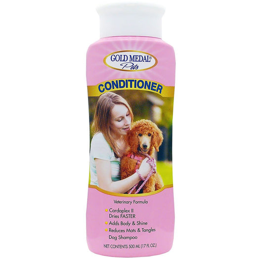 Gold Medal Dog Conditioner 17oz - Kohepets