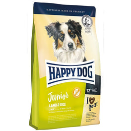 Happy Dog Supreme Young Junior Lamb & Rice Dry Dog Food 1kg