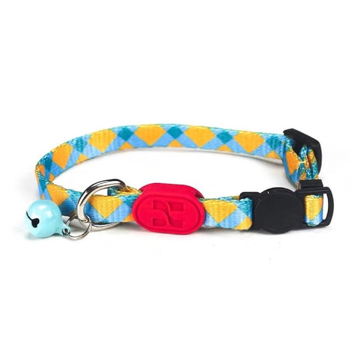 HiDREAM Profusion Adjustable Cat Collar (Sunrise) - Kohepets