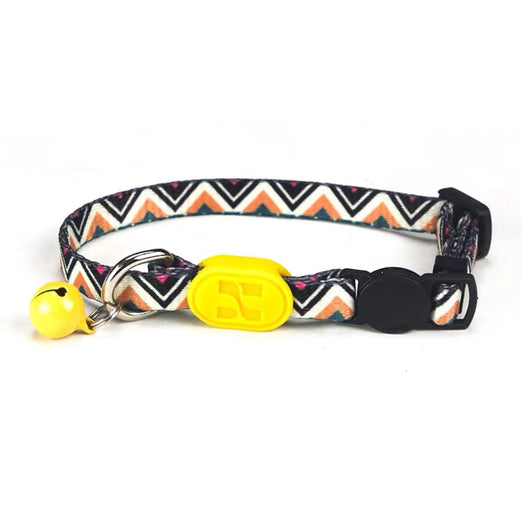 HiDREAM Profusion Adjustable Cat Collar (Totem) - Kohepets