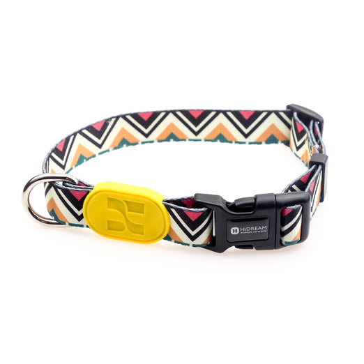 HiDREAM Profusion Adjustable Dog Collar (Totem) - Kohepets