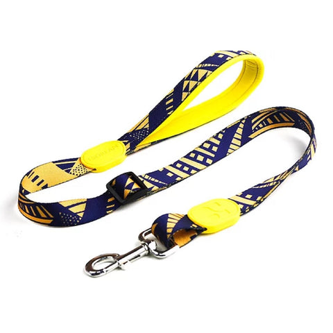 HiDREAM Profusion Upgraded Adjustable Dog Leash (Indian) - Kohepets