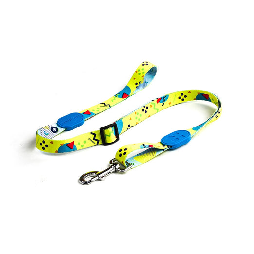 HiDream Profusion Adjustable Dog Leash (Lemon Pie)