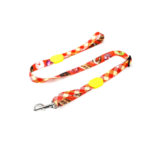 HiDream Profusion Adjustable Dog Leash (Picnic Cloth) - Kohepets