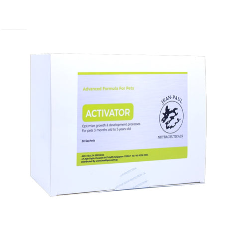 Jean-Paul Nutraceuticals Activator Supplement for Cats & Dogs 30ct