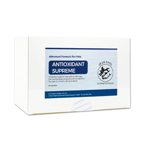 Jean-Paul Nutraceuticals Antioxidant Supreme Supplement for Cats & Dogs 30ct - Kohepets