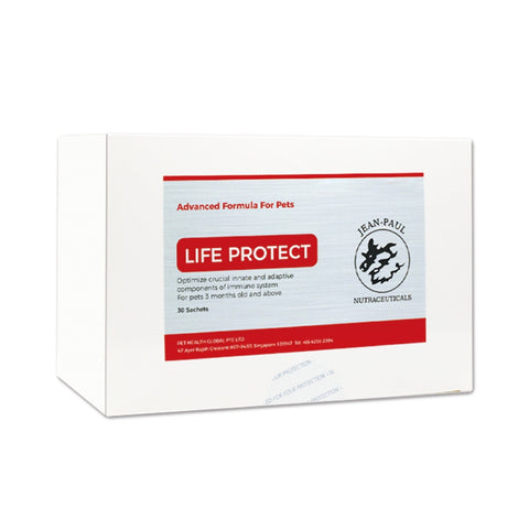 Jean-Paul Nutraceuticals Life Protect Supplement for Cats & Dogs 30ct - Kohepets