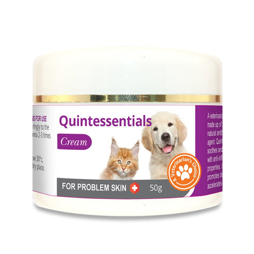 Jean-Paul Nutraceuticals Quintessentials Cream for Cats & Dogs 50g - Kohepets