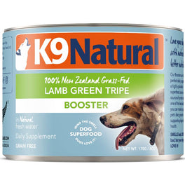K9 Natural Lamb Green Tripe Booster Canned Dog Food 170g