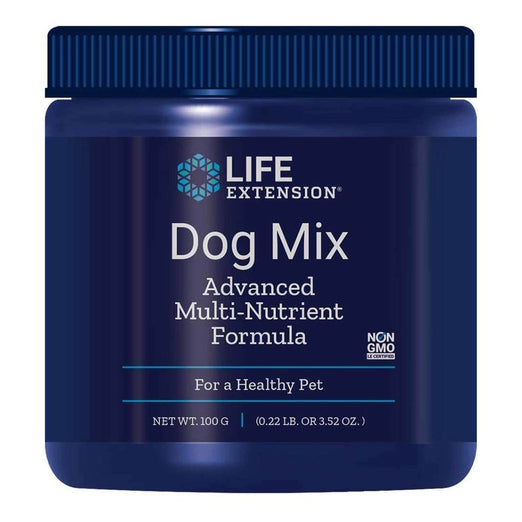 Life Extension Dog Mix Advanced Multi Nutrient Supplement 100g