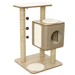 30% OFF: Lulu's World Lu-Cubox Base Cat Tree