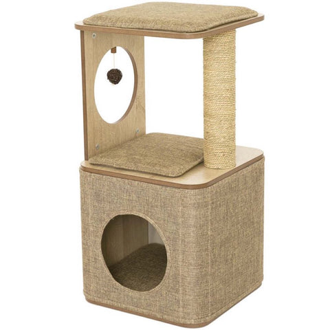 30% OFF: Lulu's World Lu-Cubox High Cat Tree