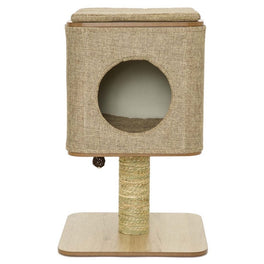 30% OFF: Lulu's World Lu-Cubox Stand Cat Tree