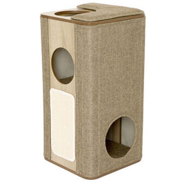 30% OFF: Lulu's World Lu-Cubox Tower Cat House