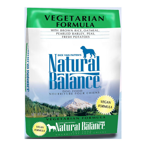 Natural Balance Vegetarian Dry Dog Food - Kohepets