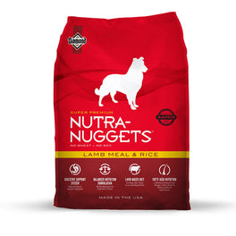 Nutra-Nuggets Lamb Meal & Rice Adult Dry Dog Food
