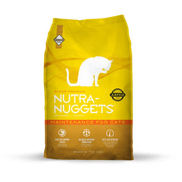 Nutra-Nuggets Maintenance For Cats Adult Dry Cat Food