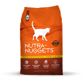 Nutra-Nuggets Professional For Cats Adult Dry Cat Food