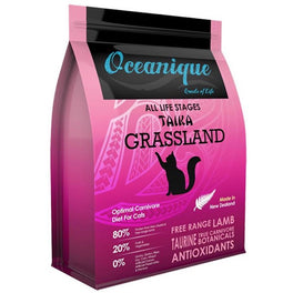 Oceanique Taika Grassland Grain-Free Dry Cat Food 1.6kg