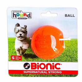 Outward Hound Bionic Ball Dog Toy (Small)