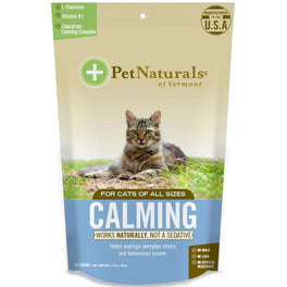 Pet Naturals of Vermont Calming For Cat 30 Chews