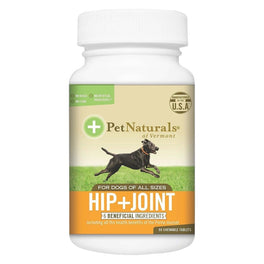 $11 OFF: Pet Naturals of Vermont Hip + Joint Glucosamine with MSM & Chondroitin for Dogs 90 Tabs (11.11 SALE)