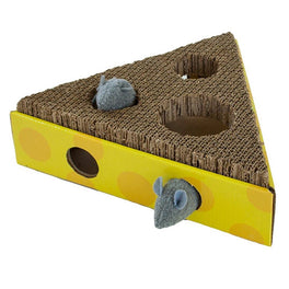 Petstages Scratch & Hunt Scratcher Cat Toy