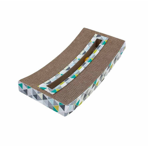 Petstages Scratch & Rock Scratcher Cat Toy