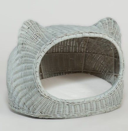 Furnish Niko Cat Bed (Ash Grey) - Kohepets
