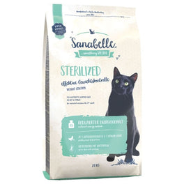 Sanabelle Sterilized Adult Dry Cat Food