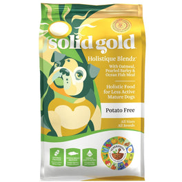 Solid Gold Holistique Blendz Senior Formula Dry Dog Food