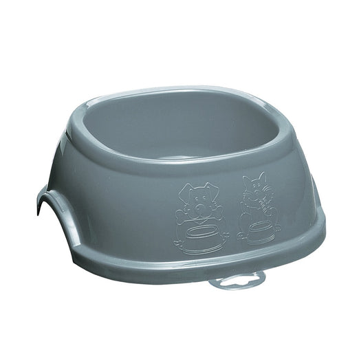 Stefanplast Break 2 Square Bowl for Dogs & Cats
