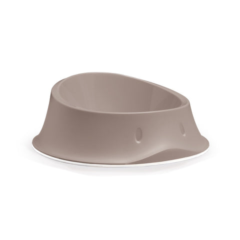 Stefanplast Chic Bowl (Dove Grey) 0.35L - Kohepets