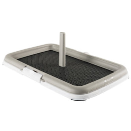 Stefanplast Pee Tray With Turret For Dogs