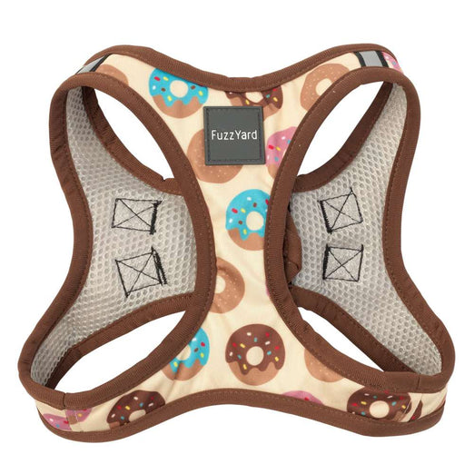 Fuzzyard Step-in Dog Harness (Go Nuts) - Kohepets