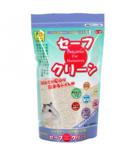 Wild Sanko Safe Clean Toilet Sand for Hamster