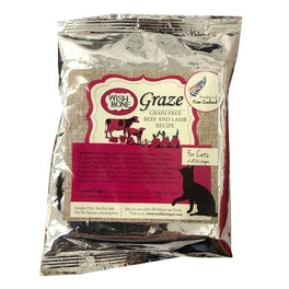 Free Sample - Wishbone Graze Grain-Free Dry Cat Food