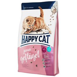 Happy Cat Junior Geflugel Poultry Kitten Dry Cat Food