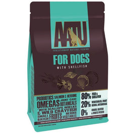 AATU Fish With Shellfish Grain Free Dry Dog Food